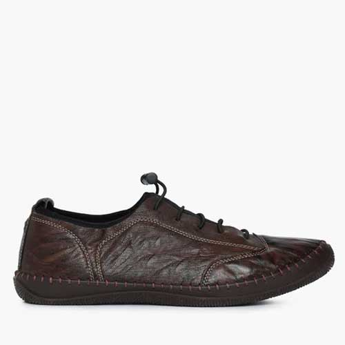 Mens Brown Lace Up Shoes