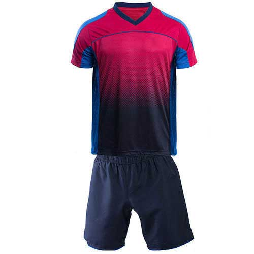 Mens Multi color Jersey Set