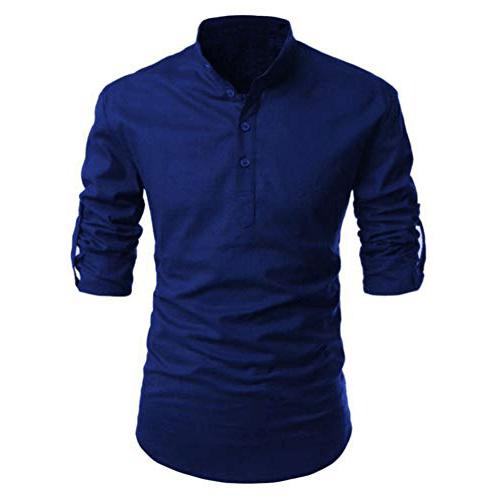 Mens Royal Blue Shirt