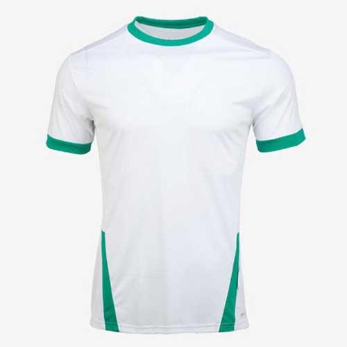 Mens White Roundneck T shirt
