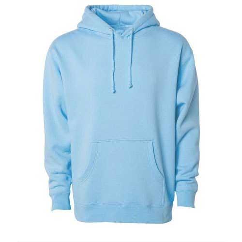 Mens baby blue hoodie