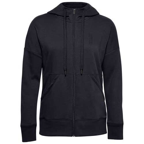 Mens black hoodie