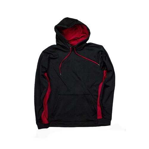 Mens black hoody