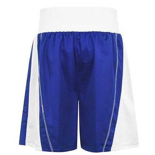 Mens blue athletic shorts