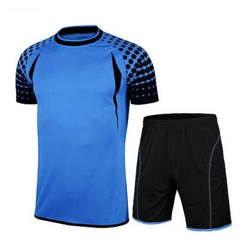 Mens blue jersey