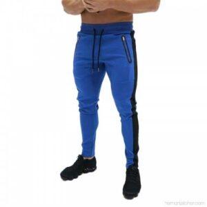 Men's Blue Joggers Manufacturer