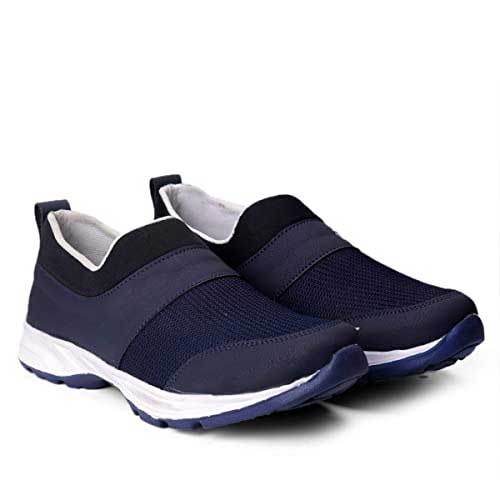 Mens blue lcasual shoes