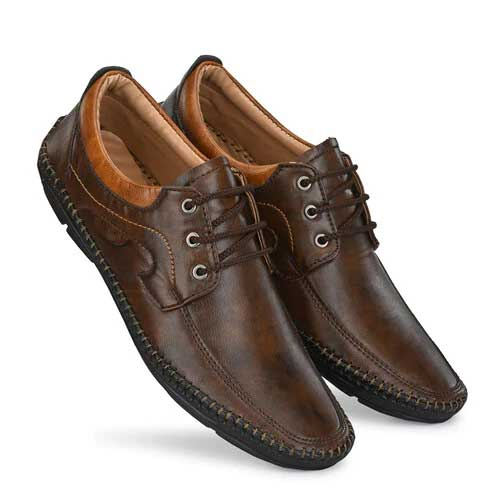 Mens brown brogues