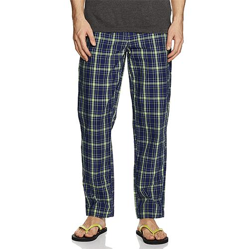 Mens checked pajama
