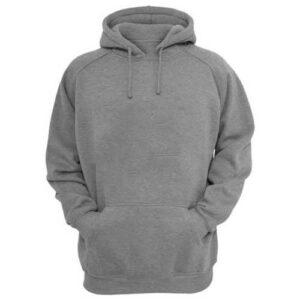 Wholesale Wholesale Men's Grey Hoodie Manufacturer