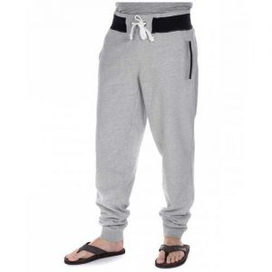 Men's Grey Joggers Wholesale at Clothing Manufacturer