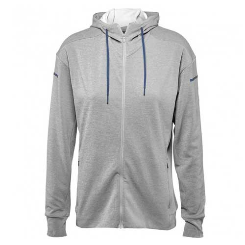 Mens grey oversized hoodie