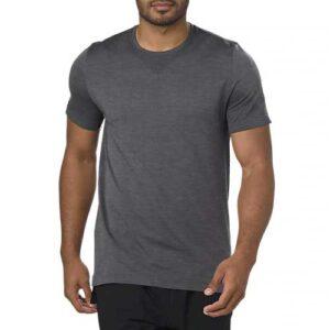 Wholesale Men's Grey Workout T-shirt Manufacturer