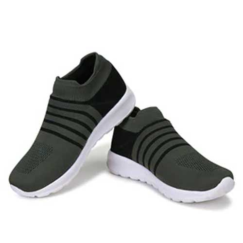 Mens neutral casual sneakers