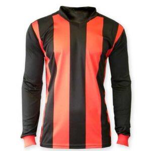 Wholesale Men's Striped Jersey T-shirt