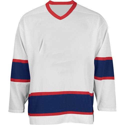 Mens white full sleeved sports tee