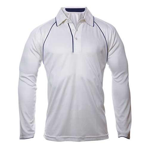 Mens white sports t shirt