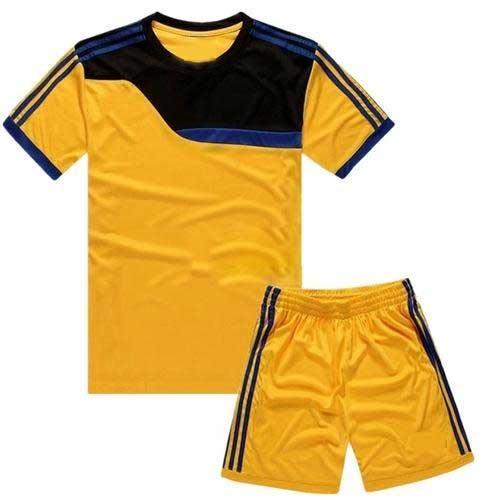 Mens yellow jersey set