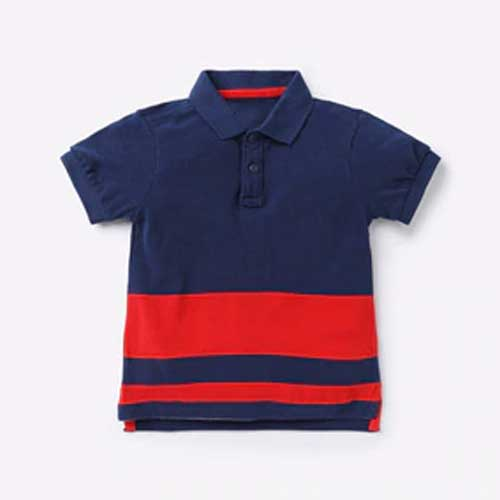 Toddlers blue t shirt