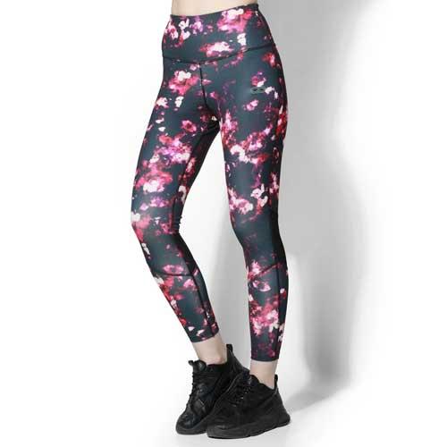 Womens Galaxy Printed Legging