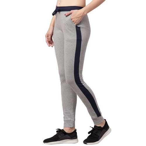 Womens Grey Compression Pants