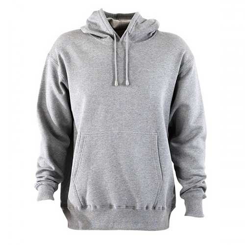 Womens Light Grey Hoodie