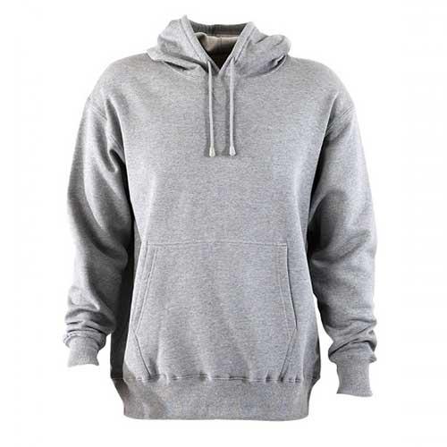 Womens Light Grey Hoodie