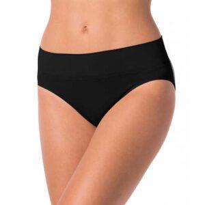 Wholesale Women's Black Seamless Underwear