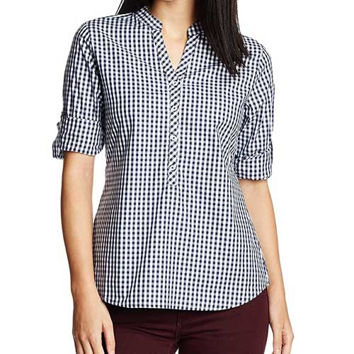 Womens casual blouse