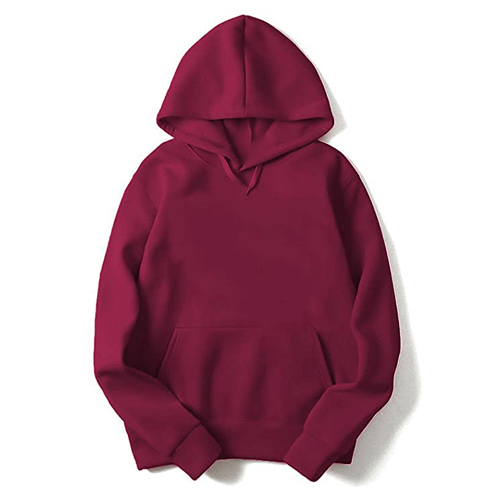 Womens marsala hoodie