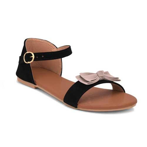 Womens neutral sandal