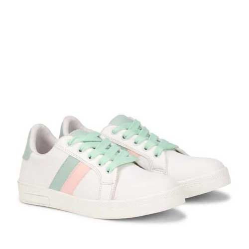 Womens pastel casual sneakers