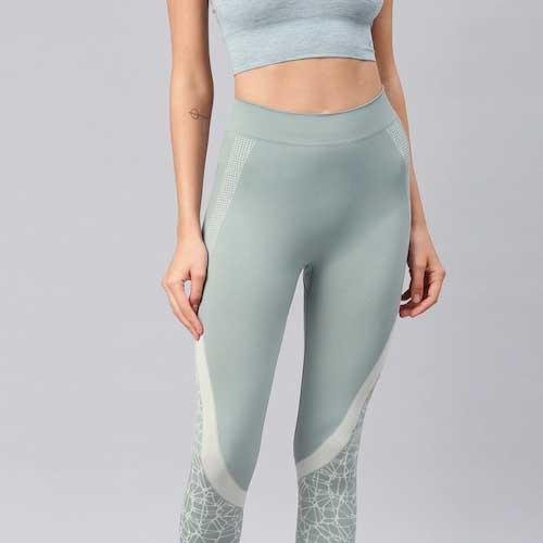 Wholesale Women's Pastel Grey Leggings