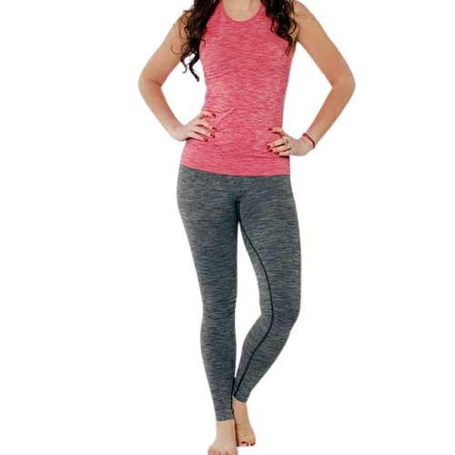 Womens running apparel set