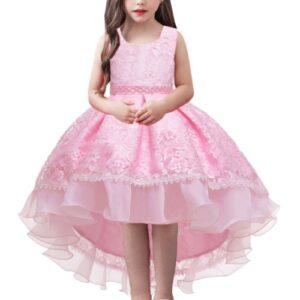 Wholesale Girl's Pink Apparel Set