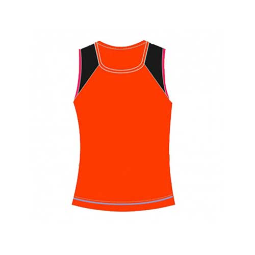 mens red athletic tank