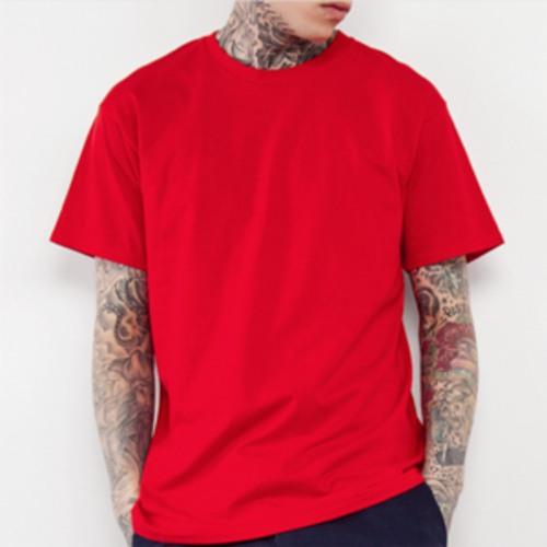 Wholesale Men's Red T-shirt