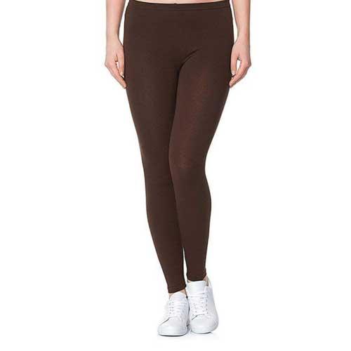 womens brown leggings
